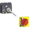 Schneider Electric Hosszabbított rotációs hajtás piros kar sárga előlappal - Áramváltók compact nsx<630 - LV429340 - Schneider Electric