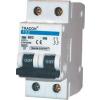 Tracon Electric Kismegszakító, 2 pólus, B karakterisztika - 2A, 6kA TDZ-2B-2 - Tracon