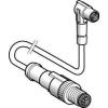 Schneider Electric - XZCR1502040G2 - Rögzítők és kábelek érzékelőkhöz