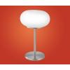 EGLO Asztali lámpa 2x60W E27 mag:46cm matt nikkel/opál Optica 86816 Eglo