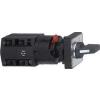 Schneider Electric Kézikapcsoló, 10a, 2p, 3fok+0 fokozatkapcsoló - Kézi kapcsolókészülékek - Harmony k - K10F013QCH - Schneider Electric