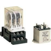 Tracon Electric Nagyteljesítményű relé - 230V AC / 2xCO (30A, 230V AC / 28V DC) RJ08-240AC - Tracon