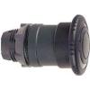 Schneider Electric Vészgomb fej, átm:40mm, fekete - Műanyag működtető- és jelzőkészülék-harmony 5-os sorozat-22mm - Harmony xb5 - ZB5AS52 - Schneider Electric