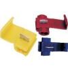 Tracon Electric Késes leágaztató (PVC), ónozott elektrolitréz, kék - 1,5-2,5mm2, 50V, max. 20 A KL - Tracon