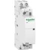 Schneider Electric A9 iCT63A 2NO 24Vac 50HZ moduláris kontaktor, A9C20162 Schneider Electric