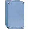 Schneider Electric Üres fém doboz 80x80mm furatlan - Tokozatok müködtető- és jelzőkészülékekhez - Harmony xap - XAPM11 - Schneider Electric