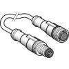 Schneider Electric - XZCR1511064D1 - Rögzítők és kábelek érzékelőkhöz