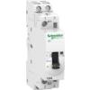 Schneider Electric A9 iCT16A 2NO 220Vac 50HZ kézi működtetésű moduláris kontaktor, A9C23512 Schneider Electric