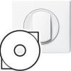 LEGRAND CELIANE Kulcsos kapcsoló burkolat vészvilágításhoz IP20 Fehér 68199 - Legrand