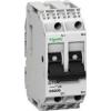 Schneider Electric Vezérlő áramkör megszakító 2p 3a - Mágneskapcsolók - Tesys gb2 - GB2DB08 - Schneider Electric