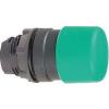 Schneider Electric Gomba nyomogombfej, átm:30mm zöld - Műanyag működtető- és jelzőkészülék-harmony 5-os sorozat-22mm - Harmony xb5 - ZB5AC34 - Schneider Electric