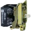 Schneider Electric Led-es világító nyomógomb aljzat, fehér, n/o+n/c, 24v - Fém működtető- és jelzőkészülékek-harmony 4-es sorozat-22mm - Harmony xb4 - ZB4BW0B15 - Schneider Electric
