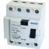 Tracon Electric Áram-védőkapcsoló, nagyáramú, 4 pólusú - 100A, 300mA, 6kA, AC TFVH4-100300 - Tracon