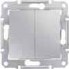 Schneider Electric SEDNA Kettes váltókapcsoló 10 A IP20 Alumínium SDN0600160 - Schneider Electric
