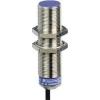 Schneider Electric Induktív érzékelő m18 é.táv.=8mm nc pnp - Induktív és kapacitív érzékelők - Osisense xs - XS618B1PBL2 - Schneider Electric