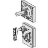 Schneider Electric Rotációs hajtás fekete kar ins40-160 - Áramváltók compact interpact ins / inv - 28943 - Schneider Electric