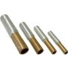 Tracon Electric Szigeteletlen réz-alumínium (Cu-Al) toldóhüvely - 95/120mm2, (d1=12,6mm, d2=15mm) RT95120 - Tracon