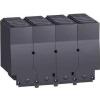 Schneider Electric Hosszú kapocsfedél fázisszéthúzókhoz, 52.5 mm (1 db) (szigetelő lemezzel leszállítva) 4p - Öntöttházas megszakítók 15-400a - LV432596 - Schneider Electric