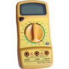 Tracon Electric Multiméter,DCV, ACV, DCA, OHM, Hőm., diode check, hfe -  MT-06 - Tracon