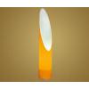 EGLO Kültéri energiatakarékos álló lámpa E27 1x22W mag:65cm átm:12cm narancssárga Amalfi 88808 Eglo