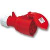 PCE lengő ipari dugaszoló aljzat 4 pólusu 16A 380V IP44