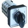 Tracon Electric Közvetlen irányváltó motorkapcsoló, 1-0-2 - 400V, 50Hz, 125A, 12kW, 88x88mm TKM-12N - Tracon