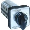 Tracon Electric Választókapcsoló, 1-0-2 - 400V, 50Hz, 20A, 2x4P, 5,5kW, 48x48mm, 60° TKV-2064 - Tracon