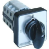 Tracon Electric Választókapcsoló, 1-0-2 - 400V, 50Hz, 160A, 2x3P, 37kW, 88x88mm, 90° TKV-1693 - Tracon