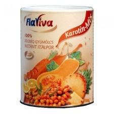 Flaviva Instant Italpor Karotin-Mix 250 g táplálékkiegészítő