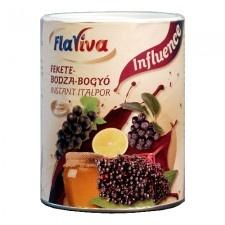 Flaviva Instant Italpor Influence 250 g táplálékkiegészítő