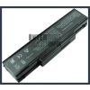 MSI VR602 4400 mAh 6 cella fekete notebook/laptop akku/akkumulátor utángyártott