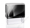 COLOP Bélyegző, szó, COLOP Printer IQ 40 fekete ház - fekete párnával (IC1464000) bélyegző