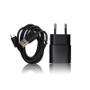 Nokia travel charger AC-50E + CA-190CD micro USB cabel