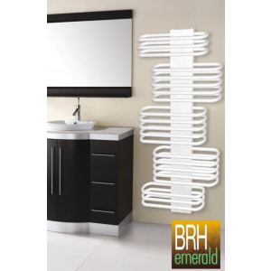 Be4Heat BRH Emerald, design radiátor 900x1778, 1790W