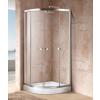 Aquatek Aquatek Holiday S4 90x90 zuhanykabin átlátszó üveggel