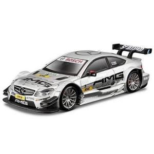 BBurago Bburago: Mercedes-Benz AMG C-Coupé (Jamie Green) fém autó 1/32