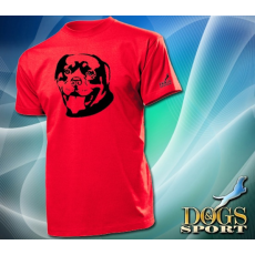 Dogs & Sport Rottweiler férfi póló (férfi rövid ujjú póló )