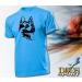 Dogs & Sport Német juhászkutya férfi póló (férfi rövid ujjú póló )