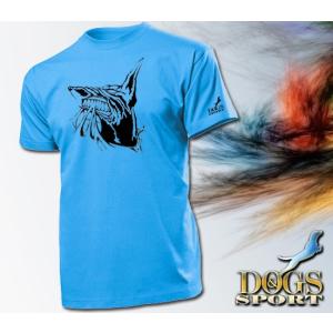Dogs & Sport Doberman férfi póló 2 (férfi rövid ujjú póló )