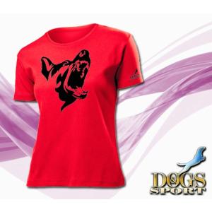 Dogs & Sport Malinois női póló (Női rövid ujjú póló )