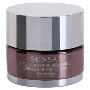 Sensai Cellular Performance Wrinkle Repair bőrkrém a ráncok ellen