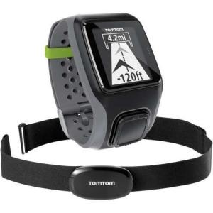 TomTom 1RS0.001.01 Multi-sport óra pulzusfigyelés