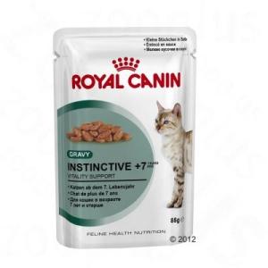 Royal Canin Instinctive + 7 szószban - 12 x 85 g