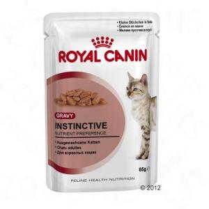 Royal Canin Instinctive szószban - 12 x 85 g