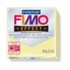 Gyurma, 56 g, égethető, FIMO Effect, pasztell vanília