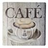WENKO 865071 Static-Loc akasztó Uno Café