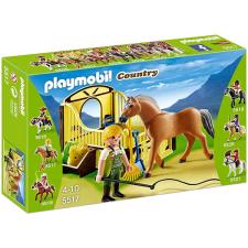Playmobil Barna ló karámmal - 5517 playmobil