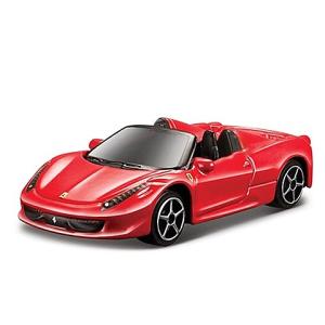 BBurago : Ferrari 458 Spider fém kisautó 1/64