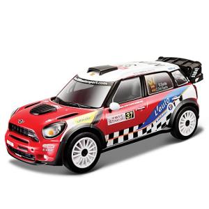 BBurago : Rally Mini WRC (Dani Sordo) fém autó 1/32