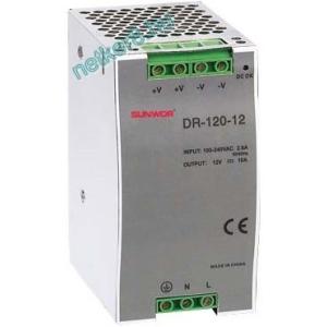 SUNWOR DR-120-12 tápegység